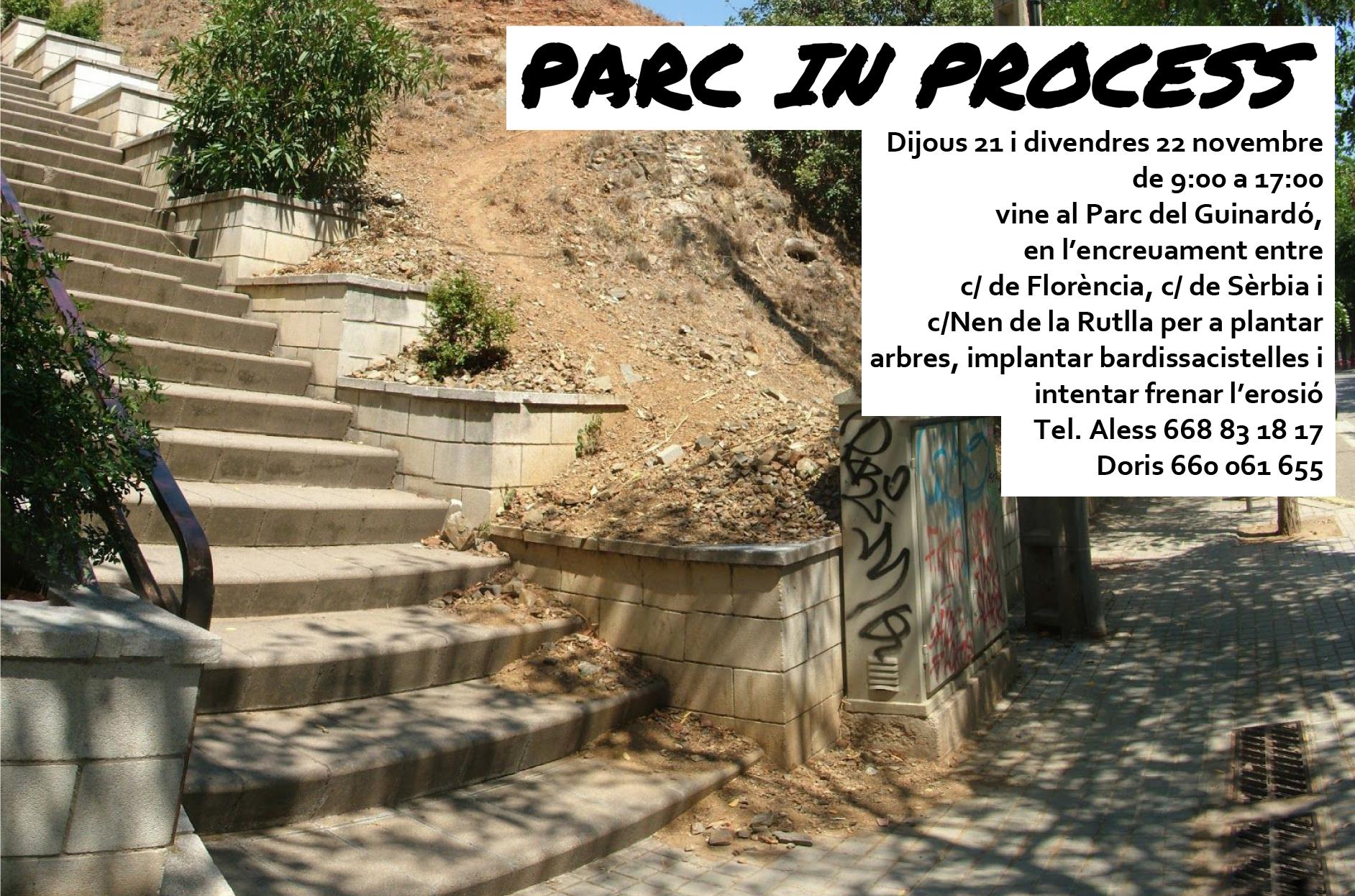 Parc in Process – Crida a l'acció