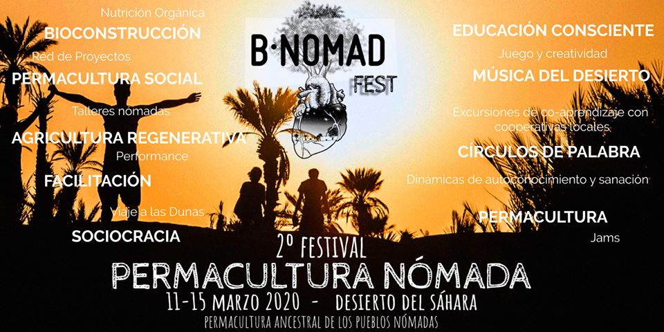 Sociocracia en el segundo B·Nomad Festival